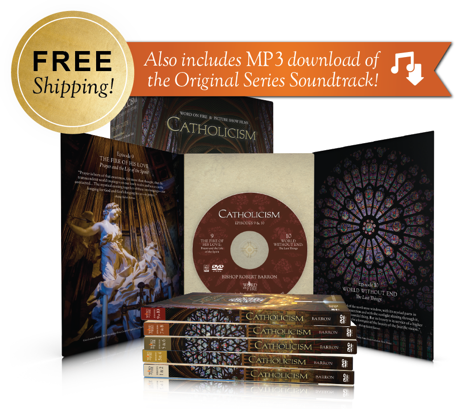 Get 60% OFF Right Now! | The CATHOLICISM Series